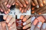 Ամառային գեղեցիկ գույներ. 50 նորաձև գաղափարներ մատնահարդարման համար. Ֆոտոշարք