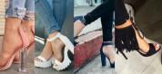 Սեզոնի նորաոճ և գեղեցիկ կոշիկներ. լուսանկարներ