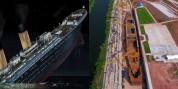 «Տիտանիկ»-ի` Չինաստանում կառուցվող կրկնօրինակն արդեն կիսով չափ պատրաստ է (լուսանկարներ)
