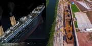 «Տիտանիկ»-ի` Չինաստանում կառուցվող կրկնօրինակն արդեն կիսով չ...