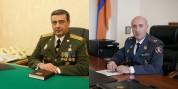 Նշանակել են ԱԱԾ և ոստիկանության ղեկավարների պաշտոնակատարներ
