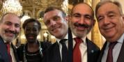«Փարիզյան» սելֆիներ՝ Նիկոլ Փաշինյանի և հայտնի պաշտոնյաների մասնակցությամբ (լուսանկարներ)