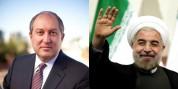 Հասան Ռոհանին շնորհավորական ուղերձ է հղել ՀՀ նախագահ ընտրված Արմեն Սարգսյանին