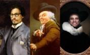 Հայտնի դերասանները` Վերածննդի նկարների «բնորդներ» (ֆոտոշարք)