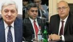 Արթուր Վանեցյանը հերքում է Ֆելիքս Ցոլակյանի և Գարեգին Բաղրամյանի նախարար նշանակվելու գործո...