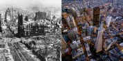 Ինչպիսի տեսք ունեին ԱՄՆ-ի խոշոր քաղաքները 100 տարի առաջ և հիմա (ֆոտոշարք)