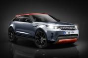 В семействе Range Rover появится новая модель
