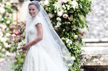 Свадьба Пиппы Миддлтон и Джеймса Мэттьюза: Кейт Миддлтон, принцы Уилья...