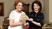 Աննա Հակոբյանը ցավակցական հեռագիր է հղել Լիբանանի նախագահի տիկին Նադյա Չամի Աունին