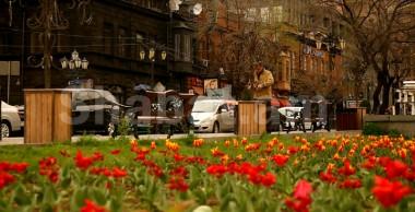 Ինչ տեսք ունի Երևանը այս գարնանը (ֆոտոշարք)