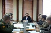 ՀՀ ՊՆ վարչական համալիրում անցկացվել է քաղաքացիների հերթական ընդունելությունը
