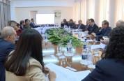 Միջգերատեսչական հանձնաժողովը ՀՀ ՊՆ-ում քննարկել է բժշկական հաստատությունների վերակազմակերպ...