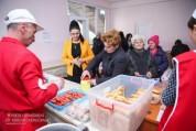 Նորք-Մարաշում բացվել է Երևանի 19-րդ բարեգործական ճաշարանը