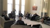 Զարեհ Սինանյանը Բեյրութում հանդիպել է Լիբանանի հայկական լրատվամիջոցների ներկայացուցիչների ...