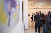 Վիգեն Սարգսյանը մասնակցել է «Նկարիչները հայոց բանակին» ցուցահանդեսին