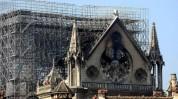 Ֆրանսիացի փորձագետ-քրեագետները Աստվածամոր տաճարում հրդեհի պատճառի հանցանշաններ են փնտրում