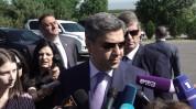 ԱԱԾ տնօրենը՝ Սաշիկ Սարգսյանի երկրից հեռանալու մասին
