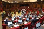 ԱԺ արտահերթ նիստն` ուղիղ միացմամբ
