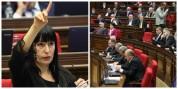 ՀՅԴ-ն չի միացել ԱԺ արտահերթ նիստ հրավիրելու ստորագրահավաքին. Նաիրա Զոհրաբյան