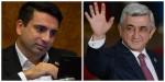 Սերժ Սարգսյանը չի կարող ընդդիմություն լինել. Ալեն Սիմոնյան