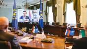 Տեսակոնֆերանսի միջոցով կայացավ ՀԱՊԿ խորհրդարանական վեհաժողովի նիստը. Ալեն Սիմոնյան