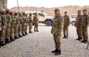 Հասանովն Ադրբեջանում ընթացող լայնամասշտաբ զորավարժությունների շրջանակում այցելել է առաջնագ...