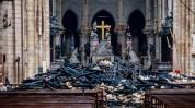 Ֆրանսիացի ոստիկանները պարզել են, թե Աստվածամոր տաճարի որ հատվածից է սկսել տարածվել կրակը