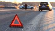 Գորիս-Երեւան ճանապարհին «Toyota Mark X»-ը դուրս է եկել երթեւեկելի հատվածից եւ գլխիվայր շրջ...