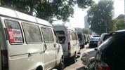 Արմավիր- Երևան երթուղու վարորդները բողոքում են ընդդեմ տաքսիների և անհատ վարորդների
