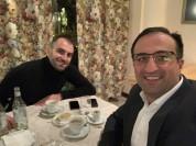 Արսեն Թորոսյանը հանդիպել է Յուրա Մովսիսյանի հետ