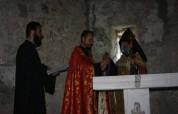 Արցախի Քաշաթաղի շրջանում վերաօծվել է 17-րդ դարի եկեղեցի