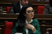 Ամեն ինչ անելու եմ, որ կառավարության նոր նախագիծը իրականություն չդառնա.Արփինե Հովհաննիսյան...