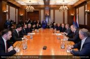 Արարատ Միրզոյանը Վյաչեսլավ Վոլոդինի հետ քննարկել է հայ-ռուսական ռազմավարական գործընկերային...