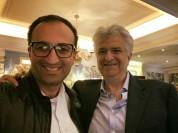 Արսեն Թորոսյանը Ժնևում հանդիպել է Վարդան Սրմաքեշի հետ