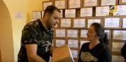 Գ.Ծառուկյանի շնորհիվ Վարդենիսի և հարակից 35 գյուղերի զինծառայողների ծնողները մեկնել են Արց...