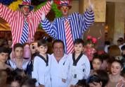 Գ. Ծառուկյանն Օպերայի դահլիճում շքեղ տոնական միջոցառում է կազմակերպել երեխաների համար
