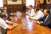 ԲՀԿ նախագահ Գագիկ Ծառուկյանը հանդիպել է ՀՅԴ ներկայացուցիչների հետ