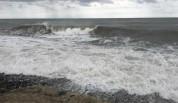 Սև ծովի վրաստանյան ափին 3-4 բալանոց փոթորիկ է
