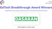 Dasaran-ը՝ «Տարվա լավագույն աշակերտական տեղեկատվական համակարգ»