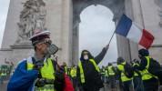 Ֆրանսիայում մեկնարկել են «դեղին բաճկոնների» 28-րդ շաբաթօրյա ցույցերը