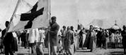 Հայերը բողոքի ցույց են անցկացրել Աթենքում Թուրքիայի դեսպանության առջեւ