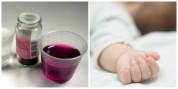 Մայրը 3 ամսական երեխային սխալմամբ «մարգանցովկա» է խմեցրել