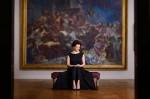 Աննա Հակոբյանի լուսանկարը՝ Ազգային պատկերասրահից