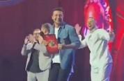 Զելենսկին պարել է «Ծիծաղի լիգա» շոուի բեմում (տեսանյութ)