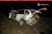 Ավտովթարի հետևանքով վարորդի դին գտել են դաշտից 80 մետր հեռու
