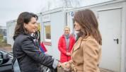 Աննա Հակոբյանն ու Լիտվայի վարչապետի տիկինը քննարկել են համատեղ նախաձեռնությունների հնարավո...