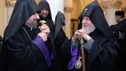 Մայր Աթոռ Սուրբ Էջմիածին է ժամանել Կ․ Պոլսի Հայոց նորընտիր Պատրիարք Սահակ Մաշալյան