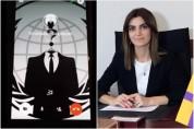 Դիանա Գասպարյանի հայրը սպառնում է քաղբանտարկյալին. ձայնագրություն