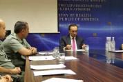 ՀՀ առողջապահության նախարարը զորակոչային հանձնաժողովներին հորդորել է արագ և օբյեկտիվ անցկաց...