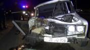 Մահվան ելքով պատահար Երևան-Արմավիր ճանապարհին. կա 1 զոհ և 3 վիրավոր (տեսանյութ, լուսանկարն...